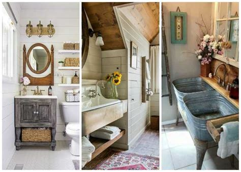 Best Farmhouse Bathrooms To Get That Fixer Upper Style