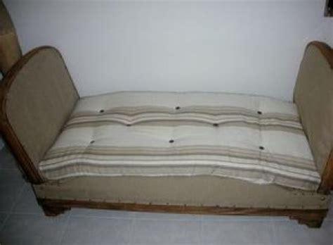 canapé lit ancien photos canapé ancien