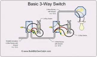 Double Pole Ceiling Switch by Wiring 3 Way Switch Electrical Diy Chatroom Home