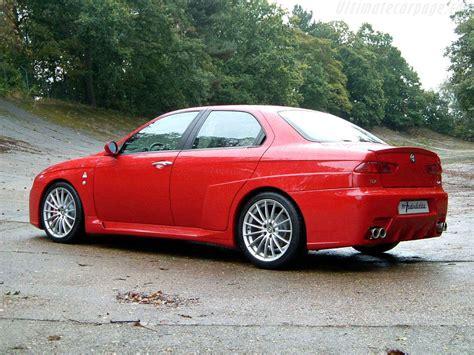 Alfa Romeo 156 Gta Am High Resolution Image (3 Of 6