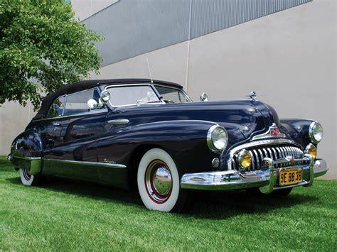 1948 Buick Roadmaster Convertible Sweet Rides