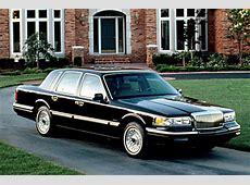 199097 Lincoln Town Car Consumer Guide Auto