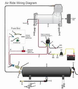 Air Suspension Wiring Diagram