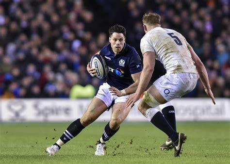 Scottish Rugby Jersey