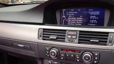 bmw    series full audio upgrade aftermarket alpine
