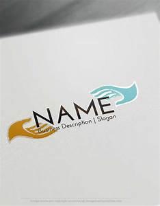 Create Logo Online Professional Free Create A Logo Free Hand Logo Template