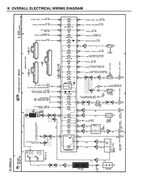 Toyotum Corolla Electrical Wiring by C 12925439 Toyota Coralla 1996 Wiring Diagram Overall