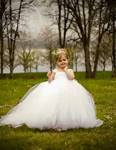 the miniature bride dress with detachable train little With mini wedding dress for flower girl