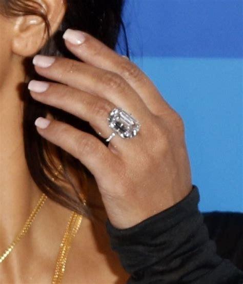 bling bling the best celebrity engagement rings of 2016