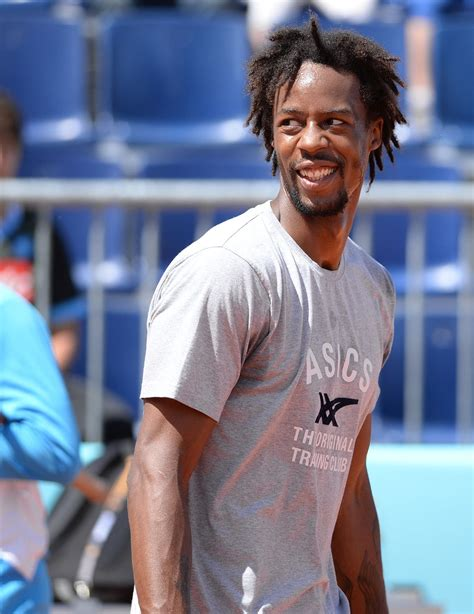 Monfils ended the year ranked the no. Gaël Monfils - Wikipedia