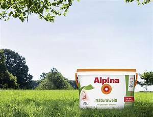 Alpina Feste Farbe : alpinawei das original wei e wandfarbe h chste deckkraft gr enwahl ~ Orissabook.com Haus und Dekorationen