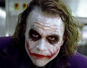 Australian actor Heath Ledger as The Joker | The best ...