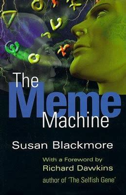 Susan Blackmore Memes - rosa rubicondior memes and genes a small difference