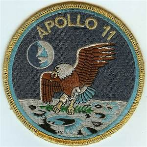 "Apollo 11 - 4"" - Cape Kennedy Medals V2 