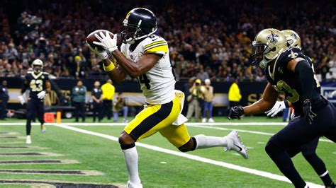 Raiders acquire WR Antonio Brown from Steelers