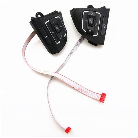 Scjyrxs Steering Wheel Multifunction Control Switch Button
