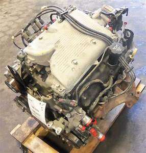 Engine 07 Pontiac G6 3 5l Vin N 8th Digit Opt Lz4 Cpe Sdn
