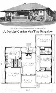 Photos And Inspiration Bungalow Plans With Basement by 1918 Eclectic Bungalow 950 Sq Ft No 546 By Gordon