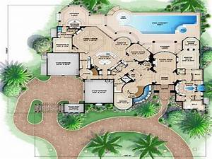 Beach house floor plans design with garden school stuff for Family beach house plans