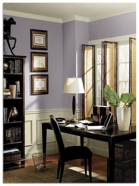 office interior paint color ideas benjamin moore wisteria