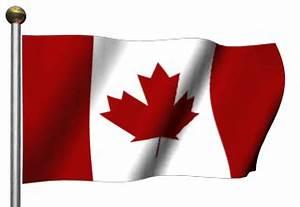 Waving Canadian Flag Gif | www.pixshark.com - Images ...