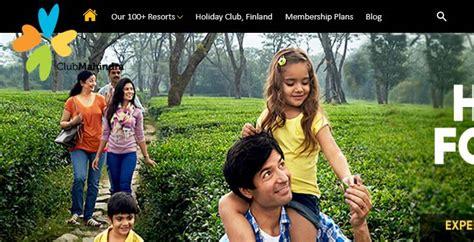 club mahindra holidays customer care number contact