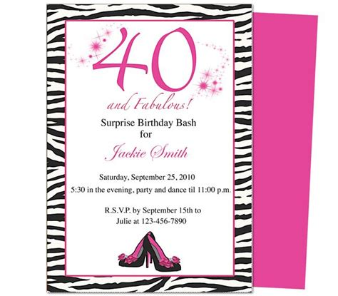 17 Best images about Birthday Invitation Templates For Any
