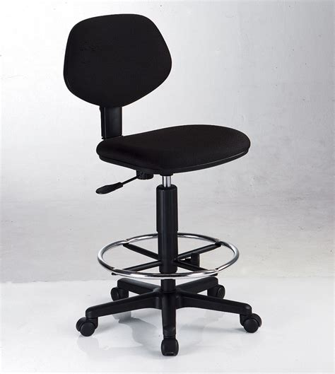 budget black drafting chair alvin furniture