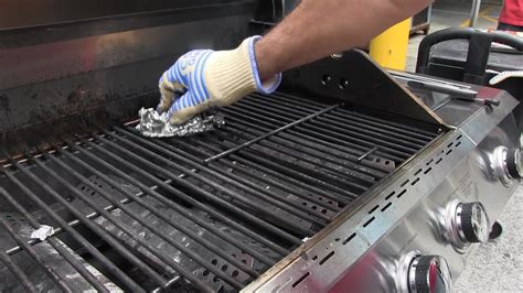 clean  grill safely consumer reports youtube