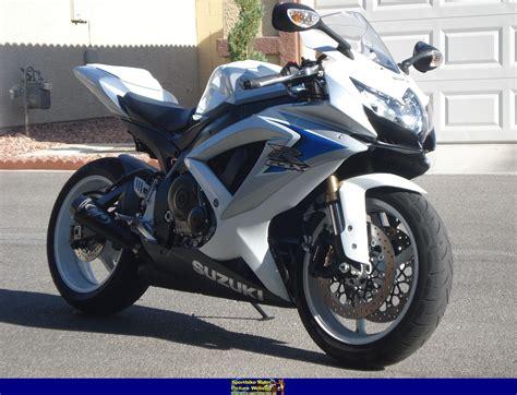 2008 Suzuki Gsx R600 by 2008 Suzuki Gsx R 600 Image 8