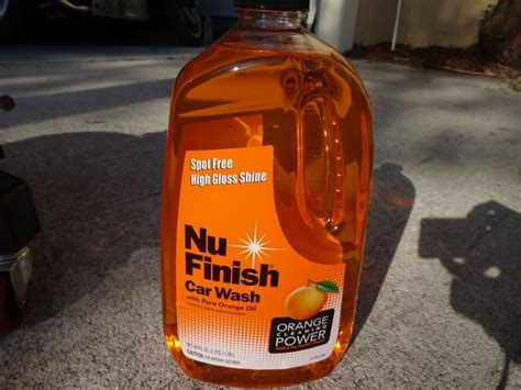 Nu Finish Car Wash Review And Test Results On A 2014
