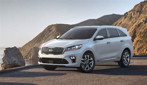 First Drive 2019 Kia Sorento Review  7seater Suv Gets