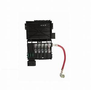 Fuse Box Terminal Block Electric Cable Holder Housing For