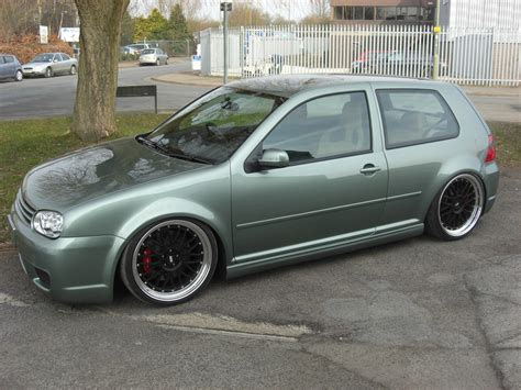 slammed volkswagen golf slammed golf mk4 tuning evo 10 muscle car pictures dodge