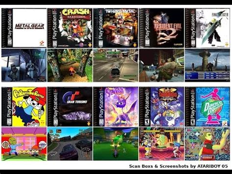 Best Ps1 Top 100 List Best Ps1 Of All Time Original