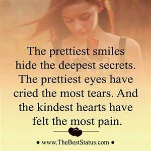 Pics For > Feeling Sad Quotes Pain
