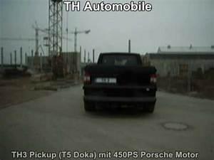 Vw Pritsche T5 : th3 pickup vw t5 pritsche mit 450ps porsche 996 turbo ~ Kayakingforconservation.com Haus und Dekorationen