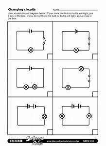 Simple Electrical Circuit Diagram Worksheet