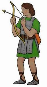 Joshua Warrior Clipart