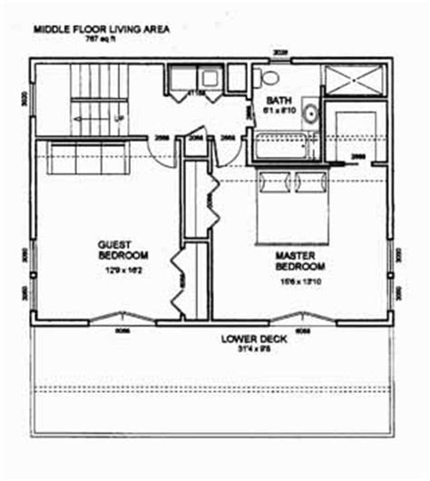 Bedroom Blueprint Activity by The Gorge House Blue Prints