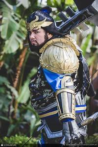 Xiahou Yuan from Dynasty Warriors 8 by Garp Stavo Sauce ...