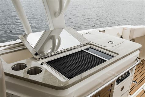 Boat Grills by Boat Grills Bbq Equipment On The Water Boats