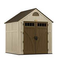 canadian tire suncast 174 brookland 174 resin garden shed