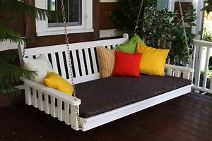 Pine Traditional English Swing Bed by Dutchcrafters Amish ...