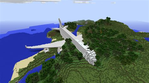 Minecraft Boat Plane by Minecraft Boat And Plane Mod Sepla