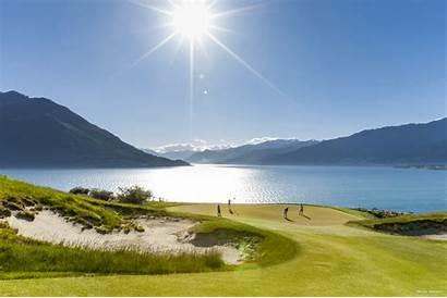 Zealand Golf Tours Tourism Queenstown Summer Wonders