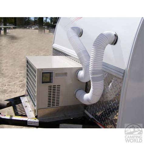 portable btu air conditionerheater  small campers