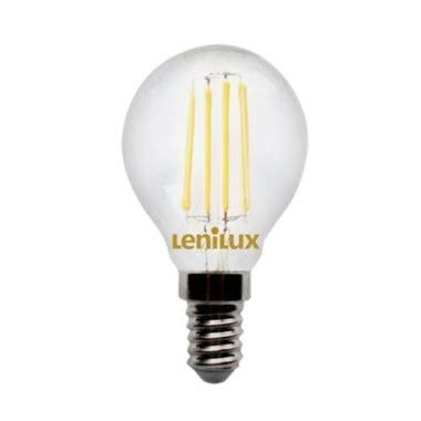 Led Len E14 by Oule Led Filament E14 230v 4w 410lm 2700 176 K Sph 233 Rique