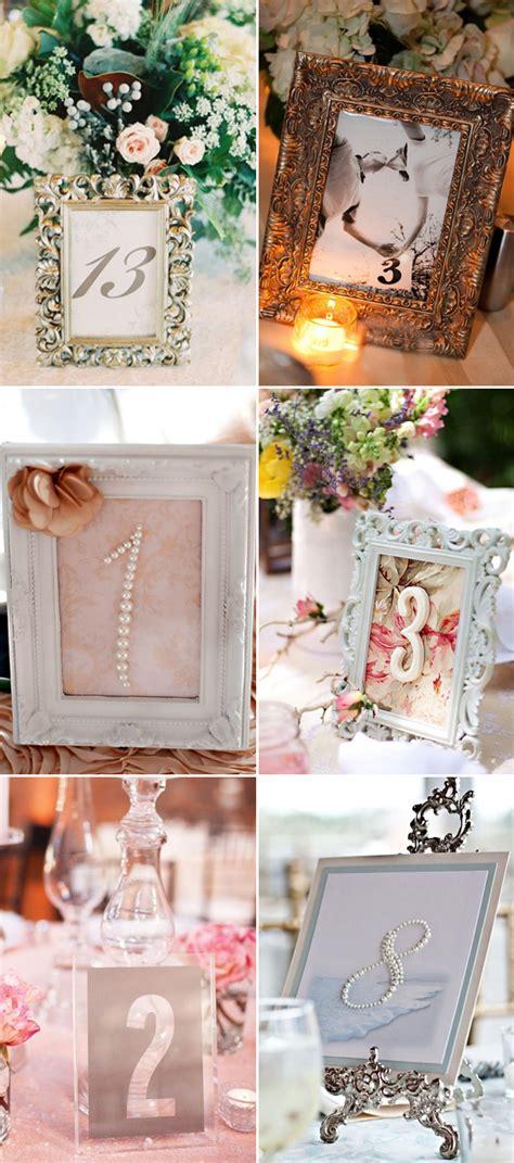 wedding table decorations diy 51 creative diy wedding table number ideas deer pearl 1178