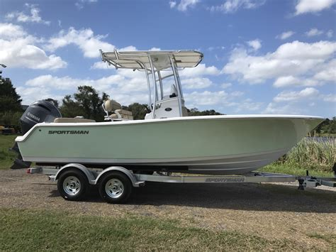Sportsman Boats Statesboro by Sportsman Heritage 211 Center Console Boats For Sale